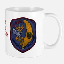 337SteinPatch3duo Mugs