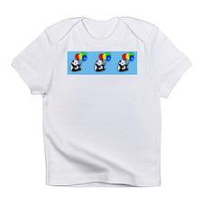 Cute Pretty panda Infant T-Shirt