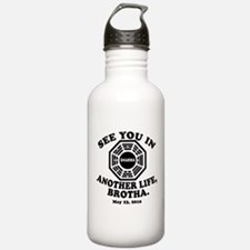 Funny Lost dharma Water Bottle