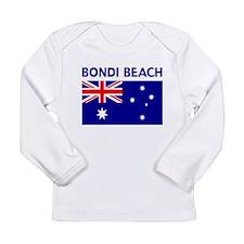 LOST Bondi Beach Long Sleeve Infant T-Shirt