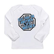 Cute Dharma initiative Long Sleeve Infant T-Shirt