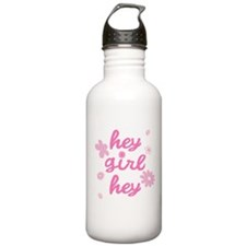 HEY GIRL HEY Water Bottle