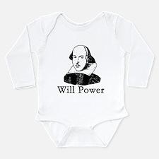 willpower3 Body Suit
