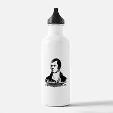 Robert Burns Commemorative Water Bottle