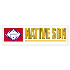Arkansas Native Son Bumpersticker