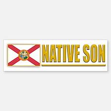 Florida Native Son Bumpersticker