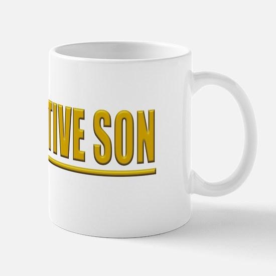 Iowa Native Son Mug