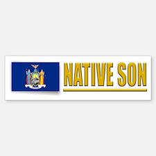 New York Native Son Bumpersticker
