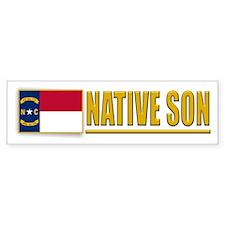 NC Naive Son Bumpersticker