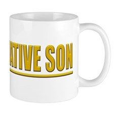 Rhode Island Native Son Mug