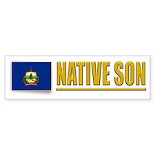 Vermont Native Son Bumpersticker