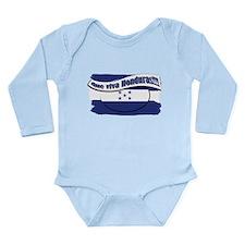HONDURAS Long Sleeve Infant Bodysuit