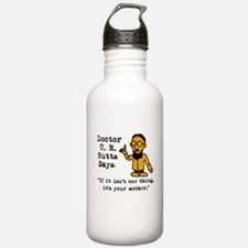 Funny Psych Water Bottle