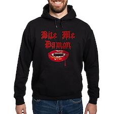 Bite Me Damon Hoodie