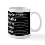 Another Lorem Ipsum Dolor - Mug