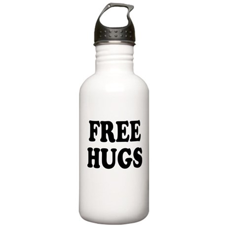 Free Hugs Stainless Water Bottle 1.0L