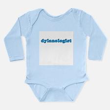 Dylanologist Long Sleeve Infant Bodysuit