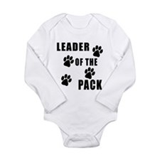 Leader of the Pack Baby Suit