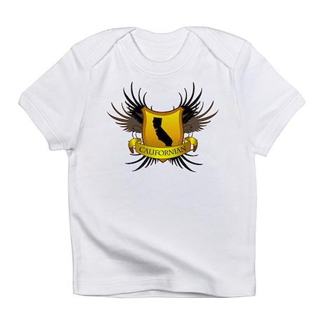 Black and Gold Crest - Calif Infant T-Shirt