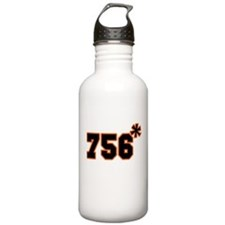 756 Asterisk Water Bottle