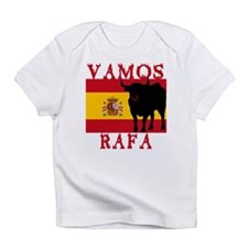Vamos Rafa Tennis Infant T-Shirt