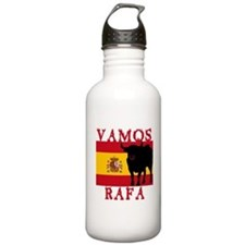 Vamos Rafa Tennis Water Bottle