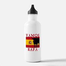 Vamos Rafa Tennis Water Bottle