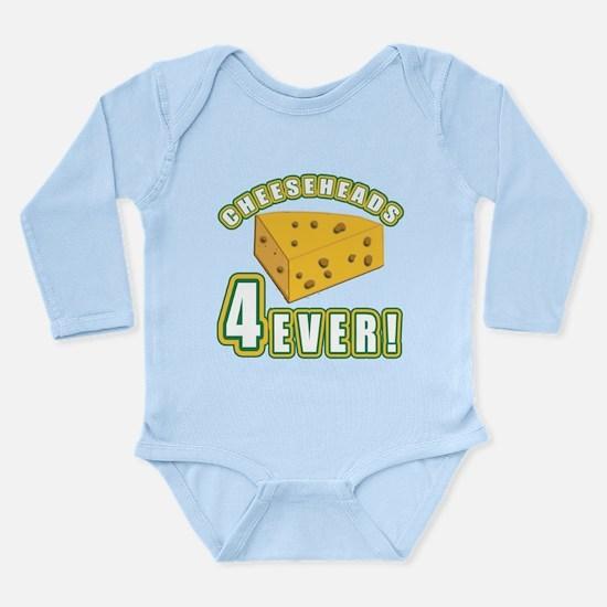 Cute Green bay wi Long Sleeve Infant Bodysuit