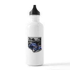 Vintage Hot Rod Water Bottle