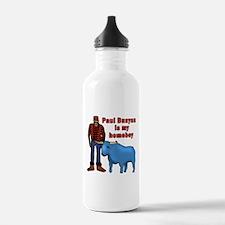 Paul Bunyan is My Homeboy Water Bottle