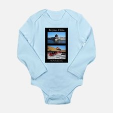 Two Views of the Forbidden City Long Sleeve Infant