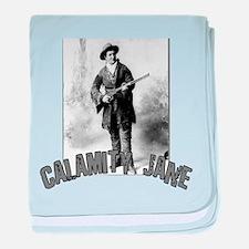 Vintage Calamity Jane baby blanket