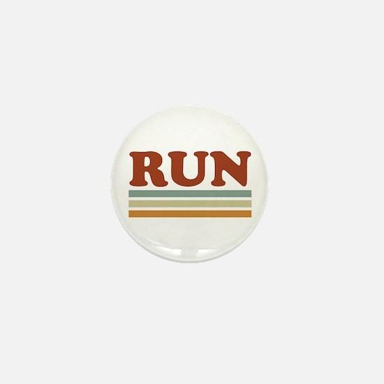Cute Run Mini Button