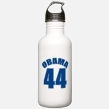 OBAMA 44 44th President Water Bottle
