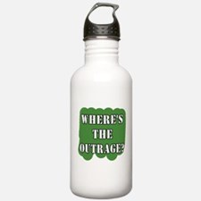 Where's the Outrage? Water Bottle