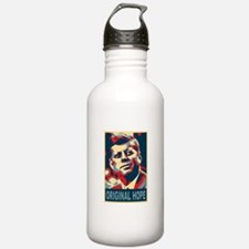 JFK ORIGINAL HOPE Pop Art Water Bottle