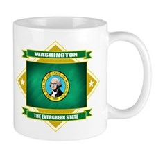 Washington Flag Mug