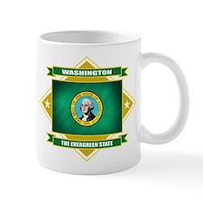 Washington Flag Small Small Mug