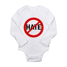 Say NO to Hate Onesie Romper Suit