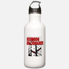 Scumdog Billionaires Water Bottle