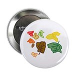 """Autumn Leaves 2.25"""" Button (100 pack)"""