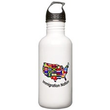 Illegal immigrant Water Bottle
