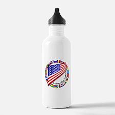 Cute Pro liberty Water Bottle