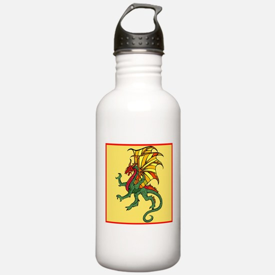 Chinese Flying Dragon Water Bottle