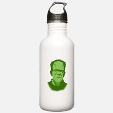 Cute Halloween frankenstein Water Bottle