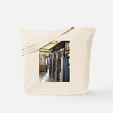 CORTELYOU ROAD SUBWAY STATION Tote Bag