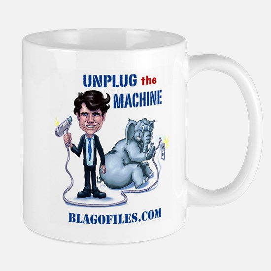 Unplug The Machine Mug