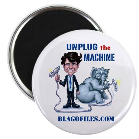 unplug the machine