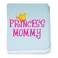 Princess Mommy baby blanket