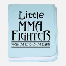 Little MMA Fighter - Crib to baby blanket